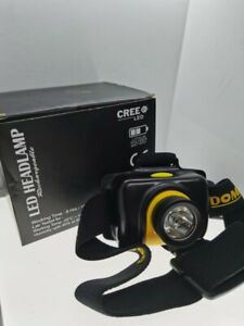 Waterproof headlamp Rechargeable Cree Bright