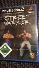 Sony Playstation PS2 - Spiel | Street Warrior | inkl. OVP | wie neu