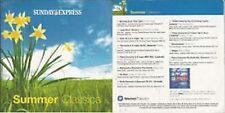 PROMO  CD  Summer Classics ,  13 tracks { CLASSICAL MUSIC}