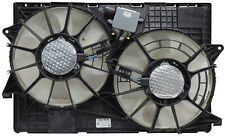 Radiator And Condenser Fan For Jeep Cherokee  CH3115177