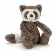 Racoon Small Jellycat (18cm) , Official Jellycat Plush Toy, New, baby