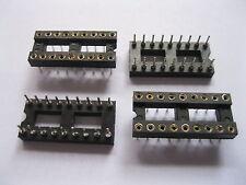 26 pcs IC Socket Adapter 18 PIN Round DIP High Quality