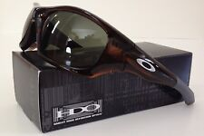 NEW Oakley Pit Bull Sunglasses Polished Rootbeer w/ Dark Grey Lens 009127-20