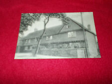 VINTAGE POSTCARD GUY FAWKES HOUSE DUNCHURCH