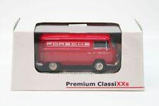 VW Transporter T2 Kasten Porsche Renndienst diecast 1:43 Premium classixxs
