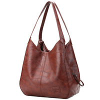 Women Handbag Leather Messenger Crossbody Satchel Shoulder Bag Lady Tote Purse