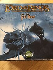 Witch King on Fell Beast Lord of the Rings Miniatures Game TMG Combat Hex - RARE