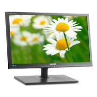 """Samsung SyncMaster S24A650D 24"""" Widescreen Cheap Monitor 1920x1080 8ms VGA DVI"""