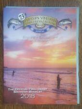 2018 Martha'S Vineyard 73rd Striped Bass & Bluefish Fishing Derby Program Book