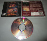 Betrayal at Krondor - PC Computer CD Sierra Video Game - COMPLETE in Jewel Case!