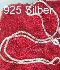 "925 Sterling Silber Halskette- Venezianer Style 18 Inch= 43,5 cm  ""Versand frei"""