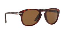 OCCHIALI DA SOLE PERSOL 714 FOLDING  24/57 54-21 LARGE  PIEGHEVOLI POLARIZED