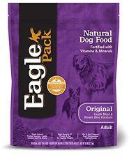 Eagle Pack Lamb & Rice Natural Dry Dog Food, 6-Pound Bag
