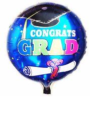 """Congrats Grad 18"""" Balloon Graduation Party Decorations"""
