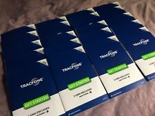 Lot Of 20 TracFone Bring Your Own Phone Sim Card Kits (3 Per Package)