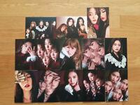 Red Velvet The 2nd Album Bad Boy ARTIUM SUM Official Postcards Member Set