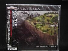 ANDROMEDA The Immunity Zone JAPAN CD Mister Kite Richard Andersson's Space Odess