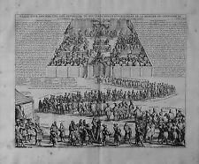Antique map, Carte pour donner une idee generale du gouvernement d'Ecosse