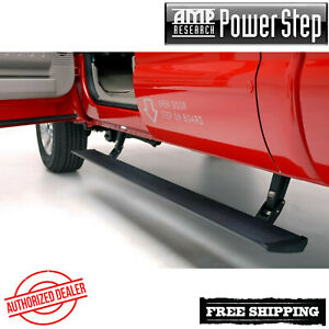 AMP Research® PowerStep Automatic Nerf Boards 2004-2008 Ford F150 W/ Light Kit