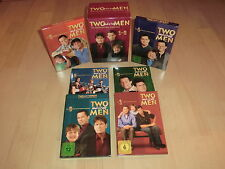 Two and a half Men DVD-Box, Staffel 1-6 komplett und gepflegt, 48h Laufzeit