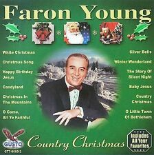 """FARON YOUNG, CD """"COUNTRY CHRISTMAS"""" NEW SEALED"""