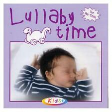 Lullaby Time To Help Babies + Children Sleep NEW CD 22 Sleepy Lullabies / Songs