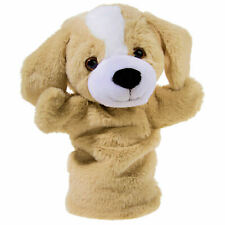Heunec Friends4ever Handspielpuppe Hund 393974 - Handpuppe Hund 25cm