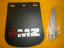 MZ ES/TS/ETZ 125/250 MUDFLAP WITH LOGO