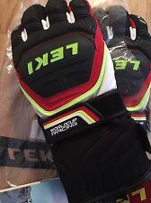 Leki Gants de ski taille 7.5 - Coupe du Monde course Coach Flex S GTX Trigger S