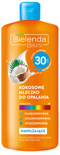 BIELENDA MOISTURISING Coconut SUNTAN MILK SPF30 WATERPROOF 200ml