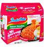 INDOMIE Instant Noodle 100%HALAL Mi Goreng Fried Noodles Hot Spicy Flavor 5 pack