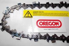 """1 Oregon 72CL084G 3/8 pitch .050 gauge 84 DL 20"""" square ground chisel saw chain"""