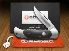 BOKER TREE BRAND 145th Anniversary Grenadill Optima Hunter 1/145 Pocket Knife