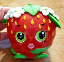 SHOPKINS STRAWBERRY KISS TOOTHBRUSH HOLDER BY JAY FRANCO & SONS -NEW