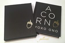 SIGNED! YOKO ONO ACRON 2013 COLLECTORS EDITION of 285 SLIPCASED COPIES BRAND NEW