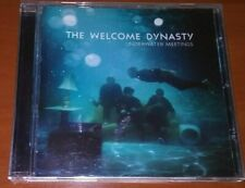 THE WELCOME DYNASTY-UNDERWATER MEETINGS,CD,PROMO-GERMANY 2009 (RARO)