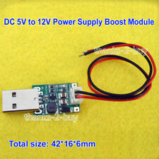DC-DC Converter USB Step Up Boost Module DC 5V to 12V Power Supply Solar charger