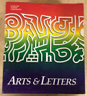 Arts & Letters (1990 Computer Support Corporation) Computer Software