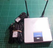 Router ADSL2+ Wireless-N Linksys WAG300N [WAG300N-EU] Gateway. Excelente