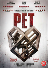 Pet 5060262854945 With Dominic Monaghan DVD Region 2