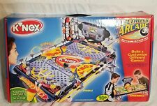 K'NEX - Electronic Arcade Pinball Speedball Multi Game Building Set 2002