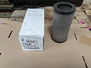 TEREX PEGSON CRUSHER HYDRAULIC RETURN FILTER 2531-5150