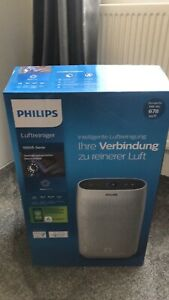 philips air purifier Series 1000i Only Used To Set It Up
