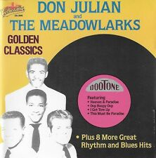 Don Julian And The Meadowlarks -  Golden Classics  [ CD Collectables Records ]