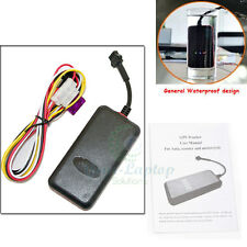 GT003 Vehicle Car GPS Tracker Tracking Over Speed+Vibration Alarm Waterproof