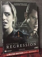 Regression DVD + Booklet Nuovo Sigillato Emma Watson Ethan Hawk Amenabar