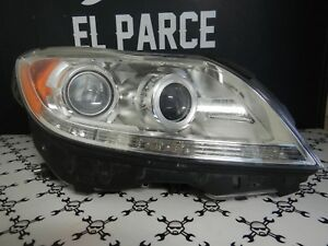 2011- 2014 MERCEDES BENZ W216 CL CLASS CL550 RIGHT SIDE HID XENON HEADLIGHT OEM
