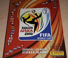 ALBUM CALCIATORI PANINI SOUTH AFRICA 2010 NUOVO DA EDICOLA FIGURINE 2010 VUOTO