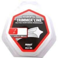 "Arnold Residential Trimmer Line 40 ft - 0.065"" 4-Point Star"