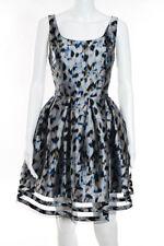 Sachin & Babi Multi-Color Sleeveless Stevie Dress Size 8 New $465 10242252